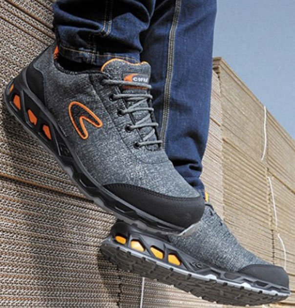 GREEN FIT eco-frendly safety footwear