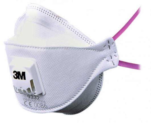 3m respiratore monouso